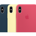 Cover Silicone Slim per Iphone X/XS/XR – 14 Colori Disponibili