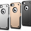Cover Dual Layer Antiurto per Iphone 5/SE/6/7/8/X/XS/XR – 3 Colori Disponibili